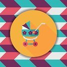 Child,Baby,Childhood,New Life,Background,Sign,Wheel,Illustration,Shape,Symbol,Family,Parent,Backgrounds,Baby Carriage,Vector