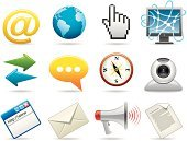 Symbol,Computer Icon,Internet,Icon Set,Web Page,E-Mail,Human Hand,Connection,Mail,Communication,Megaphone,Computer,www,Globe - Man Made Object,Cursor,Letter,Video Conference Camera,Sign,Global Communications,Compass,Earth,Arrow Symbol,Discussion,Set,Message,Vector,Talking,Computer Monitor,Push Button,Interface Icons,Microphone,Design Element,Planet - Space,Ilustration,Clipboard,Sphere,Multi Colored,Shadow
