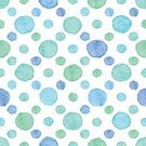 Blue,Bright,Circle,Multi Colored,Backgrounds,Backdrop,watercolor background,Vector,Seamless,Turquoise Colored,Abstract,Drop,Polka Dot,Textured Effect,Watercolor Painting,White,Pattern,Paint,Geometric Shape,hand drawn,Illustration,Isolated,Spotted