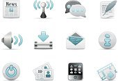 Symbol,Computer Icon,Video,Communication,Newspaper,Information Medium,Internet,Pushing,Technology,Downloading,Set,Telephone,Text,E-Mail,Speaker,Audio Equipment,Mobile Phone,Sign,Photograph,Discussion,Page,Shiny,Letter,Computer,Mail,Vector,Design,Connection,Envelope,Wireless Technology,Interface Icons,Blog,Design Element,Colors,www,Arrow Symbol,Color Image,Clip Art,Ilustration,Business,Illustrations And Vector Art,Technology,Business Symbols/Metaphors,Technology Symbols/Metaphors,Vector Icons