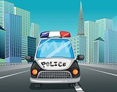 Computer Graphic,Service,Clip Art,Backgrounds,Vector,Image,Responsibility,Car,Street,Police Car,Multiple Lane Highway,Express Way,Land Vehicle,Town,Outdoors