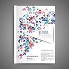 Business,Catalog,Book Cover,Education,Brochure,Book,Book Cover Design,Triangle Shape,advertise,Abstract,Futuristic,Technology,template,Vector,Cover Design,Report,Printout,Geometric Shape,Marketing,Model - Object,Encyclopaedia