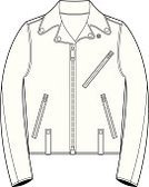 Jacket,template,Zipper,Biker,Fashion,Clothing,Ilustration,Garment,Rockabilly,Vector,Outline,fashion flat,1950s Style,Modern,Sleeve,Lapel,Funky,Isolated Objects,Clip Art,Illustrations And Vector Art,Fashion,Teddy Boy,Front View,Line Art,Cool,Beauty And Health,Black And White,Computer Graphic,Elegance