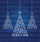 Fir Tree,Pine Tree,Set,Snowflake,Backgrounds,Wood - Material,Tree,Pattern,Blue,Vector,Frozen,Symbol,Season,Group of Objects,Christmas,Celebration,Textured,Collection,Winter,White,Merry Xmas,Abstract,template,New Year,Snow,Christmas Ornament,Peeling Off,Cold - Temperature,Ornate,Decoration,Backdrop