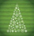 Fir Tree,Pine Tree,Set,Snowflake,Backgrounds,Wood - Material,Tree,Pattern,Green Color,Vector,Frozen,Symbol,Season,Group of Objects,Christmas,Celebration,Textured,Collection,Winter,White,Merry Xmas,Abstract,template,New Year,Snow,Christmas Ornament,Peeling Off,Cold - Temperature,Ornate,Decoration,Backdrop