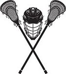 Work Helmet,Hockey Stick,Sport,Insignia,Silhouette,Equipment,Composition,Art Product,Group of Objects,Lacrosse,Sports Team,Vector,Illustration,Black Color,Protection,Front View,Isolated,Leisure Games,Recreational Pursuit,Leisure Activity,Symbol