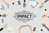 Infographic,template,Business,Vector,Single Word,Finance,Action,Education
