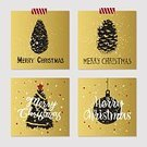 Greeting Card,Celebration,hand drawn,Invitation,Old-fashioned,Retro Styled,Season,Humor,Design,Holiday,Winter,Text,Color Gradient,Christmas Tree,Pine Cone,Tinsel,Gold Colored,Illustration,Adhesive Tape,Isolated,Drawing - Art Product,Christmas,Star Shape,Ornate,Cultures,Collection,template,Decoration,Holly,Greeting,Old,Cheerful,Tree,December,Set,golden background,Foil,Fir Tree,Ball,Snow,Pencil Drawing,Poster,Hanging,Vector,Gift