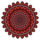Decoration,Mandala,Design,Floral Pattern,Flower,Old-fashioned,Retro Styled,Pattern