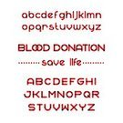 Alphabet,Blood,Medicine,Paramedic,Clinic,Assistance,Care,Liquid,Life,Science,Equipment,Design,Sign,Number,Blood Donation,Text,Single Object,Charity and Relief Work,Illustration,Symbol,Set,Alphabetical Order,Drop,Heart Shape,typeset,Decoration,Save Life,Healthcare And Medicine,Donation Box,Typescript,Vector,Human Resources