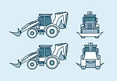 Front End Loader,Construction Machinery,Vehicle Scoop,Loading,Equipment,Striped,Dividing Line,Machinery,Scoop,Pick-up Truck,Symbol,Computer Graphic,Service,Vector,Business,Setter - Athlete,Delivering,Borough Of Industry,Blurred Motion,Plan,Design Professional,Mover,Dump Truck,Archaeology,Shovel,Industrial,Handful,Set,Overweight,Building Exterior,Built Structure,Working,Arranging,Bull - Animal,Childbirth,Design,Forklift,Motion,Truck,Waiting In Line,Speed,Carrying,Illustration,Transportation,Single Line,Mode of Transport,Skidding,Stage Set,Mining,In A Row,Construction Industry,Earth Mover,Bucket,Computer Icon,Wheel,Land Vehicle,Driving,Industry,Set,Occupation,Building - Activity,Heavy,Serving Scoop,Scooped Neck,Digging,Tractor,Machine Part,dark blue,Garbage Dump,Moving House,Pattern,Agricultural Machinery