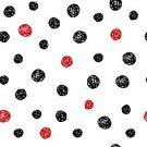 Ornate,Design,White,Black Color,Geometric Shape,Vector,Cute,Wallpaper,Illustration,Textured,Textile,hand drawn,Spotted,Retro Styled,Decor,template,Pattern,Seamless,Drawing - Art Product,Circle,Backgrounds,Polka Dot