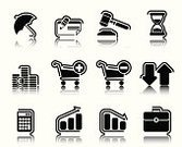 Auction,Symbol,Basket,Internet,Computer Icon,Arrow Symbol,Judgement,Moving Down,Stopwatch,Moving Up,Timer,Removing,Add,Security,Ilustration,Gavel,Hourglass,Interface Icons,Set,Umbrella,Design Element,Sparse,Modern,Calculator,Diagram,Remote,Euro Symbol,Protection,White Background,Isolated Objects,Business,Illustrations And Vector Art,Briefcase