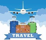 Exploration,Luggage,Handle,Private Airplane,Vacations,Commercial Airplane,Illustration,Case,template,Season,Air,Sky,Suitcase,Design,Purse,Flying,Transportation,Airplane,Summer,Concepts,Tourist,Cloud - Sky,Briefcase,Travel,Adventure,Journey,Tourism,Flat,Vector,Bag