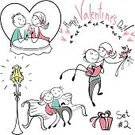 Engagement,Celebration,Family,The Human Body,Vector,Smiling,Carrying,Females,Gift,Heterosexual Couple,Real People,Girlfriend,Boyfriend,People,Humor,Design,Sketch,Human Hand,Couple - Relationship,Elegance,Valentine Card,Beautiful,Art,Holding,Dress,Doodle,Illustration,Child,Love,Isolated,Togetherness,Fun,Cafe,Day,Boys,Men,Cartoon,Teenage Girls,Drawing - Activity,Fashion,Cute,Heart Shape,Romance,Women