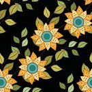 Art Deco,Outline,Ornate,Doodle,Paisley Pattern,Contour Drawing,Illustration,Wallpaper Pattern,Fashion,Decoration,Old-fashioned,Floral Pattern,Boho,Backgrounds,Beauty In Nature,Retro Styled,Seamless,Repetition,Batik,Abstract,Single Flower,Nature,Herb,Leaf,Flower,Vector