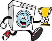 78199,Success,Cup,Trophy,Award,Rag,Winning,Cartoon,First Place,Illustration,Laundry Detergent,House,Cleaning,Sport,Housework,Laundry,Run,Washing,Running,Washing Machine,Appliance,Lifestyles,Vector,Jumping,Clothing