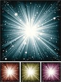 Exploding,Star - Space,Space,Big Bang,Spotlight,Star Shape,Illuminated,Circle,Bright,Sunbeam,Shiny,Celebration,Striped,Abstract,Light Effect,Vibrant Color,Backdrop,Decoration,Color Gradient,Sunlight,Luminosity,New Year's,Parties,Illustrations And Vector Art,Vector Backgrounds,Holidays And Celebrations