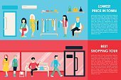 Office,People,Vector,Business,Illustration,Customer,Fashion,Shopping Mall,Store,Working,Elegance,Bag,Backgrounds,Clothing,Town,Domestic Room,At The Bottom Of,Flooring,Exploration,Shoe,Closet,Boutique,Infographic,Indoors,Supermarket,Merchandise,Men,Retail,Women