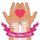 Father's Day,Pencil,Child,Greeting Card,Typescript,Decor,Father,Greeting,Straight