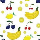 Pattern,Backgrounds,Food,Seamless,Vector,Nature,Fruit,Scrapbook,Computer Graphic,fruits and vegetables,Blue,Single Word,Sewing,Illustration,Organic,Symbol,Watermelon,Childhood,Doodle,Fruit Salad,Vegetable,Banana,Red,Vitamin,Summer,Freshness,Vegetarian Food,Abstract,Cute