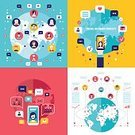 Ideas,Computer Icon,Technology,Sending,Message,Avatar,Vector,Earth,The Media,Global Business,Placard,Set,Illustration,Group Of People,Communication,Males,Web Page,Blog,Flat,Globe - Man Made Object,Backgrounds,Discussion,Gossip,Banner,Touching,Computer,Infographic,Concepts,Map,Community,Global,Computer Network,E-Mail,user,Global Communications,Internet,Group of Objects,People,Businessman,Application Software,World Map,Business,Profile,Talking,Dating,Design,Symbol,Data,Laptop,Men,Females,Human Hand,Pointing,Collection