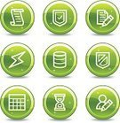 Data,Symbol,Spreadsheet,Green Color,Computer Icon,Profile View,Rolled Up,Connect,Icon Set,Iconset,Safety,Interface Icons,Connection,Lightning,Keypad,Shiny,Text,Sign,user,Pencil,White,Protection,Outline,Shield,Busy,Simplicity,sand-glass,Contour Drawing,Vector,Illustrations And Vector Art,Computers,Document,Technology Symbols/Metaphors,Vector Icons,Technology,Network Security,Writing