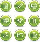 Green Color,Office Interior,Symbol,Computer Icon,Photocopier,Icon Set,White,Privacy,Key,Document,Interface Icons,Keypad,Pencil,Shiny,File,Iconset,Outline,Secrecy,Password,Garbage,Text,Computer Printer,Vector,House Key,Scissors,Computers,Contour Drawing,Writing,Vector Icons,Printout,Simplicity,Sign,Technology Symbols/Metaphors,Technology,Illustrations And Vector Art