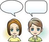 Talking,Cartoon,Child,Discussion,Little Girls,Little Boys,Thinking,Human Face,People,Frame,Symbol,Human Head,Manga Style,Cute,Speech,Talk,Small,Human Eye,Cloud - Sky,Label,Characters,Communication,Ilustration,Friendship,Male,Hairstyle,Vector,Female,Happiness,Cheerful,Body,Human Lips,The Human Body,Billboard,Short Hair,Elegance,Children Only,Design,Smiling,Beauty In Nature,Beauty,Human Skin,Outline,Isolated,Lifestyle,Isolated Objects,Babies And Children,Isolated-Background Objects,White Background,People,Imagination,Sound,Copy Space,Caucasian Ethnicity,Message,Beautiful,Modern