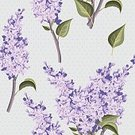 Elegance,Romance,Retro Styled,Flower,Computer Graphics,Beauty,Old-fashioned,Ornate,Lilac,Beautiful People,Illustration,Fashion,Backdrop,Computer Graphic,Seamless Pattern,Decoration,Backgrounds,Lilac,Arts Culture and Entertainment,Beauty In Nature,Print,Vector,Springtime,Design,Pattern,Purple,White Color,Textile,Pastel Colored,Polka Dot