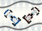 Formula One Racing,Sport,Car,Competition,Vector,Land Vehicle,Backgrounds,Ilustration,Sports And Fitness,Sports Backgrounds,Illustrations And Vector Art,Speed,Wheel,Drive