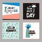 Enjoy Summer,Journaling,Hello Summer,Freehand,Adventure,No People,Computer Graphics,Day,Calligraphy,Cute,Sea,Placard,Summer,Handwriting,Illustration,Computer Graphic,Fruit,Seamless Pattern,Backgrounds,Beach,Typescript,Vector,Label,Pattern