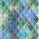 Fashion,Periodic,Multi Colored,Decoration,Shape,Creativity,template,Continuity,Repetition,Backdrop,Abstract,Computer Graphic,Seamless,Ornate,Grid,Blue,Pattern,Vector,Mosaic,Geometric Shape,Illustration,Backgrounds