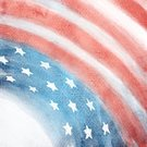 US Veteran's Day,Flag,Day,USA,Copy Space,Patriotism,Hand Colored,July,Soft Focus,Blue,Circle,Spangled,US Memorial Day,Circa 4th Century,Decoration,Design Element,Striped,National Landmark,Red,Symbol,Celebration,Illustration,Backgrounds,Unity