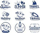 Symbol,Summer,Holiday,Sun Jihai,Badge,Vacations,Sign,Vector,Beach,Backgrounds,typographic,Weekend Activities,Party - Social Event,Illustration,Nautical Vessel,Sea,Computer Graphic,Season,Paradise - Book Title