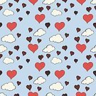 Doodle,Love,Decoration,Textile,Illustration,Print,Cute,Cloud - Sky,Passion,Cloudscape,Wallpaper,Printout,Red,Pattern,Cartoon,Cheerful,Day,Drawing - Activity,Beauty,Paper,Sky,Valentine's Day - Holiday,Color Image,Spotted,Computer Graphic,Design Element,Greeting Card,Shape,Symbol,Vacations,Design,Vector,Holiday,Abstract,Backdrop,Backgrounds,Seamless,Human Hand,Happiness,Beautiful,Human Heart,Single Line,Sketch,Birthday,Textured Effect