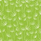 No People,Flower,Computer Graphics,Cute,Ornate,Summer,Illustration,Nature,Computer Graphic,Seamless Pattern,Decoration,Season,Backgrounds,Blossom,Vector,Springtime,Design,Pattern,Floral Pattern,Green Color