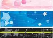 Star - Space,Banner,Star Shape,Astronomy,Child,Pink Color,Pattern,Blue,Femininity,Three Objects,Art,Design,Graph,Ilustration,Cool,Rear View,Bright,Black Color,Drawing - Activity,Masculinity,Vector,Drop,Softness,Land,Beautiful,Comfortable,Illustrations And Vector Art,Macro