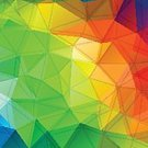 Shape,Mosaic,Creativity,Origami,Geometric Shape,Repetition,Blue,polygonal,Fractal,Low,Textile,Close-up,Futuristic,Space,Rainbow Background,Multi Colored,University,Lowpoly,Grid,Backgrounds,Vector,template,Techno,Pattern,Computer Graphic,Abstract
