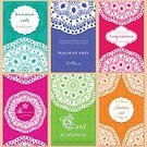Abstract,No People,Holiday - Event,Islam,Illustration,Greeting,Inviting,Cultures,Invitation,Mandala,Allah,Flyer - Leaflet,Shiny,Multi Colored