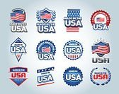 American Culture,USA,Postage Stamp,Star Shape,Making,Computer Icon,Rubber Stamp,The Americas,Symbol,Flag