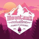 Forest,Pink Color,Adventure,Vector,Girl Scout,Wilderness Area,Winter,Mountain,Sign,Vacations,Outdoors,Leisure Activity,Design,Bear,Wildlife,Extreme Terrain,Campfire,Text,Backgrounds,Symbol,Computer Graphic,Tourism,Arrow Symbol,Exploration,Tree,Summer,Boy Scout,Hiking,Woodland,Park - Man Made Space,Badge,Camping,Nature,Family Camping,Insignia,Cartoon,Sun,Travel,typographic,Landscape,Summer Camp,Design Element,Retro Styled,Label
