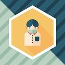 People,Men,Symbol,Tired,Vector,infected,infect,Medicine,Boys,Illness,Fever,Illustration,Allergy