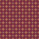 East Asian Culture,Vector,Seamless,Backgrounds,Pattern,Wrapping Paper,Yellow,Red,Colors,Geometric Shape,Multi Colored