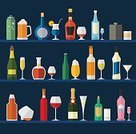 No People,Drink,Drinking Glass,Wine,Whiskey,Beer - Alcohol,Illustration,Wine Bottle,Restaurant,Wineglass,Vodka,Computer Icon,Cognac - Brandy,Pub,Alcohol Abuse,Alcohol,Champagne,Vermouth,Cocktail,Bar - Drink Establishment,Label,Bottle