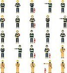 People,Safety,Equipment,Symbol,Sign,Assistance,Hat,Combat Sport,Boxing - Sport,Design,Drawing - Art Product,Commercial Land Vehicle,Occupation,Manual Worker,Standing,Working,Red,White Color,Yellow,Fire - Natural Phenomenon,Water,One Person,Headwear,Orthographic Symbol,Computer Icon,Adult,Pick-up Truck,Cut Out,Cute,Illustration,Flat,Cartoon,Males,Men,Only Men,One Man Only,Vector,Characters,Sports Helmet,Heroes,Service,Truck,Adults Only,Service