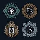 Flower,Geometric Shape,Spiral,Angle,Label,Curve,Single Line,Painted Image,Illustration,Striped,Design Element,Elegance,Coat Of Arms,Insignia,Decoration,Sign,Old-fashioned,Flourish,Placard,Jewelry,Single Object,Floral Pattern,Pattern,Vector,Gold Colored,Frame,Ornate,Text,Retro Styled,Blank,Antique,Symbol,Curled Up,Outline,Circle,Royalty,Backgrounds,Vignette,Space