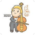 124885,Indicating,People,Event,Symbol,Musical Instrument,Digitally Generated Image,Design,Painting,Playful,Cello,Music,Art And Craft,Art,Illustration,Cartoon,Line Art,Mascot,Vector,Insignia,Arts Culture and Entertainment,Clip Art,Instrumental,Dressing Up