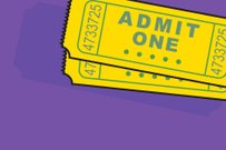 Ticket,Movie Ticket,Theatrical Performance,Movie,Entrance,Backgrounds,Accessibility,Journey,Group of Objects,Ilustration,Illustrations And Vector Art,Clip Art,Leisure Activity,Performing Arts Event,Recreational Pursuit