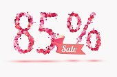 80-89 Years,eighty five,60013,Motion,People,Activity,Business,Finance,Retail,Petal,Rose - Flower,Percentage Sign,Illustration,Business Finance and Industry,Finance and Economy,Pink Color,Badge